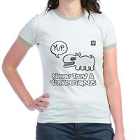 Yupapotamus Tee Shirts