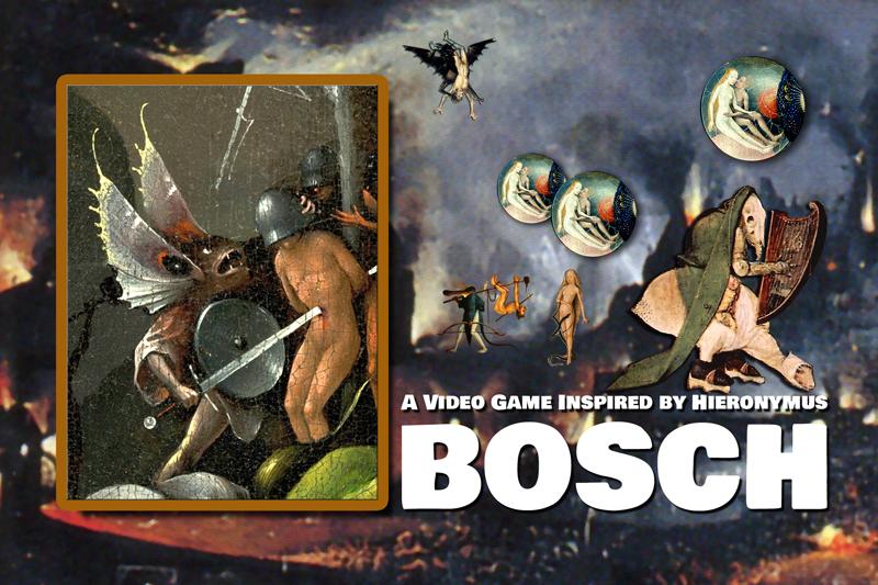 Hieronymus Bosch Video Game