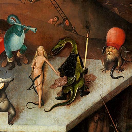 Bosch Detail: Lilith