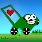 Mow Mow indie mobile game by J.E.Moores