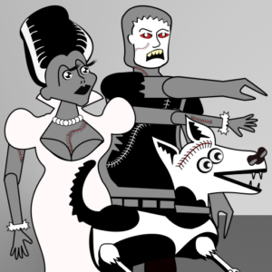 Adventure Frankenstein