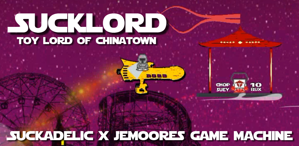 Sucklord Toy Lord of Chinatown indie game for iOS